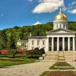 Vermont State House hd photos