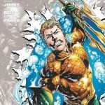 Aquaman Comics hd wallpaper