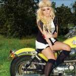 Girls and Motorcycles image