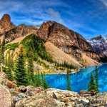 Moraine Lake hd desktop