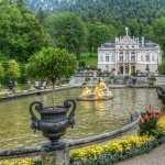 Linderhof Palace wallpapers for desktop