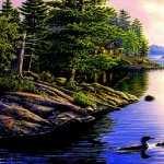 Artistic Earth download wallpaper