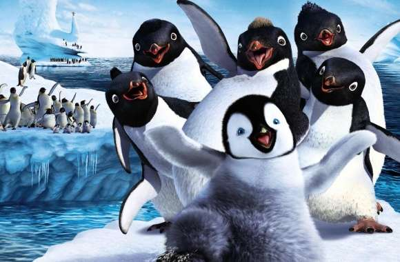 2011 Happy Feet 2