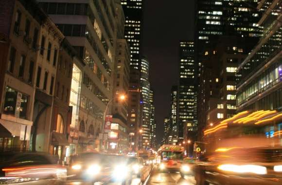 5th Avenue Rush Hour
