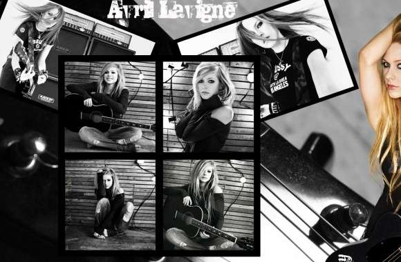 Avril Lavigne Rock wallpapers hd quality