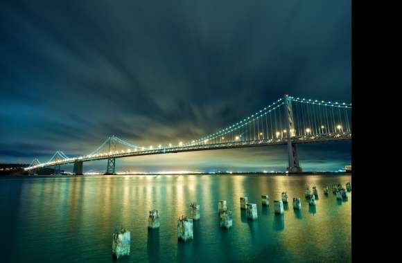 Bay Bridge wallpapers hd quality