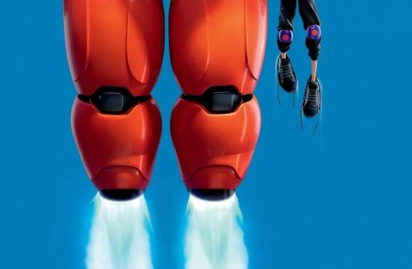 BIG HERO 6 2014 Film