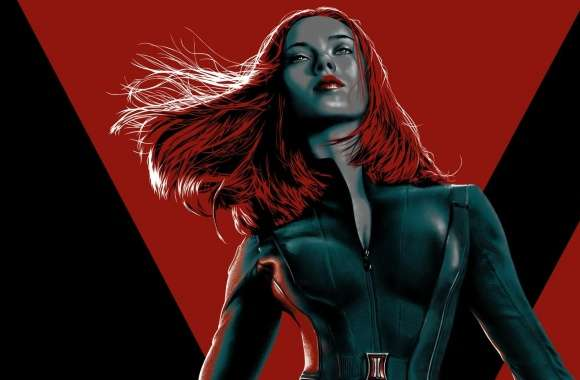 Black Widow - Captain America The Winter Soldier