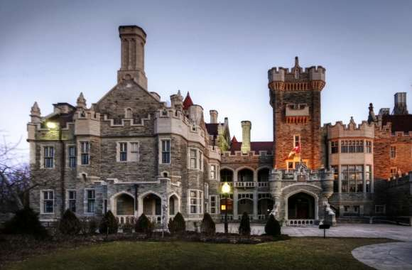 Casa Loma wallpapers hd quality