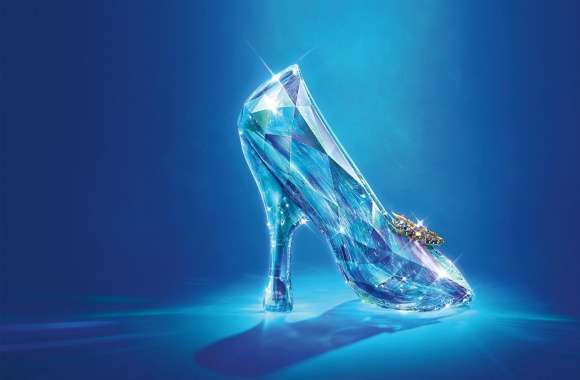 Cinderella Lost Shoe