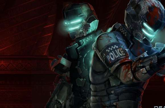 Dead Space 2, Security Team