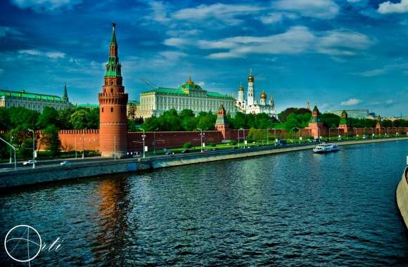 Kremlin Moscow wallpapers hd quality