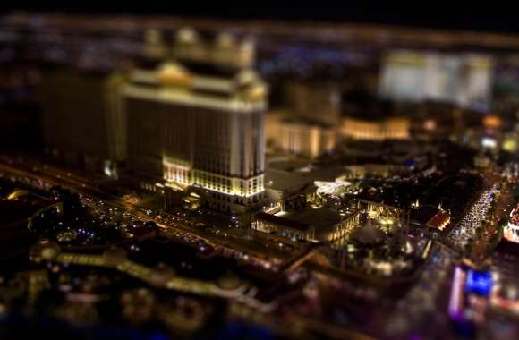 Las Vegas By Night wallpapers hd quality