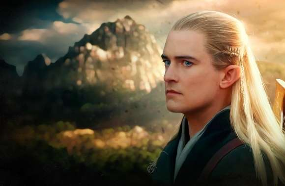 Legolas - The Hobbit
