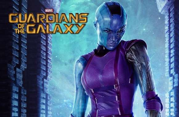 Marvels Guardians of the Galaxy Nebula