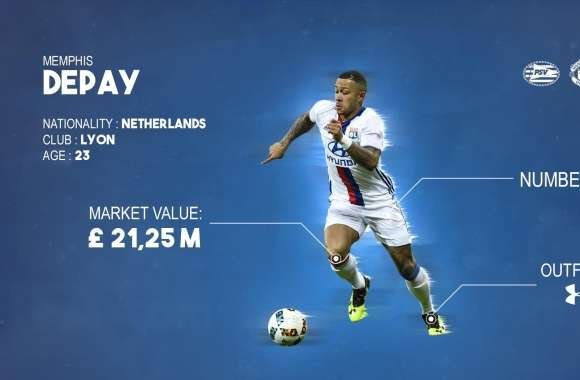 Memphis Depay wallpapers hd quality