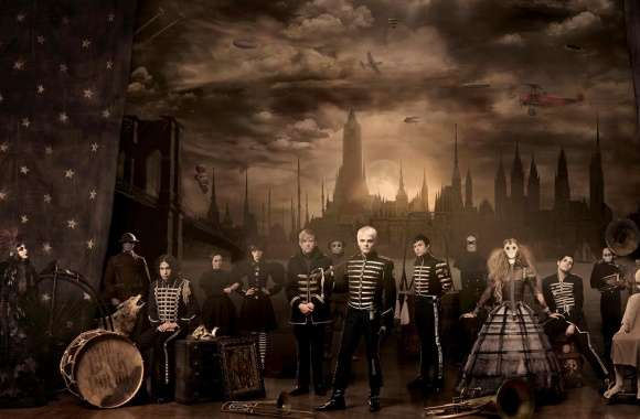 My Chemical Romance The Black Parade wallpapers hd quality