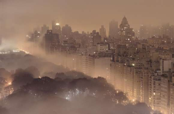 New York Fog