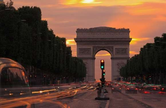 Paris Champs-Elyses