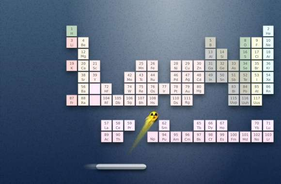 Periodic System Of Chemical Elements