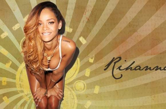 Rihanna 2013 Background