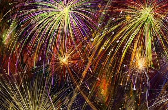 Special Fireworks Display, Independence Day
