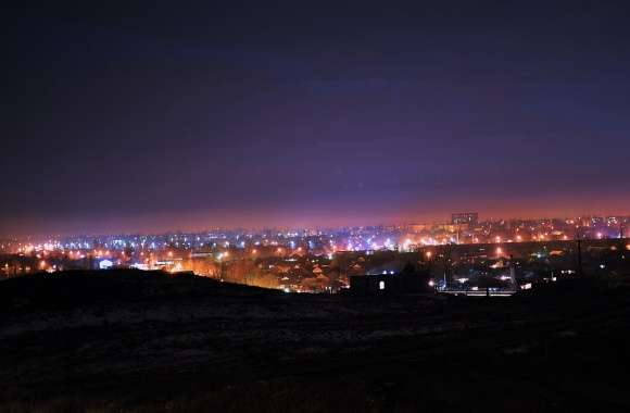 Taraz at Night