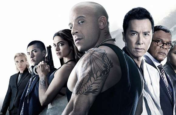 xXx Return Of Xander Cage 2017 Movie