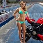 Girls and Motorcycles photo