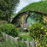 Hobbiton background