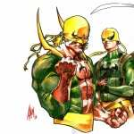 Iron Fist photos