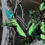 Swamp Thing wallpaper