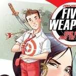 Five Weapons desktop wallpaper