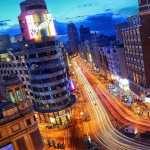 Madrid high definition photo