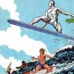 Silver Surfer high definition photo