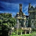 Casa Loma hd wallpaper