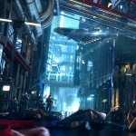 Cyberpunk 2077 desktop wallpaper