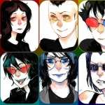 Homestuck Comics hd desktop
