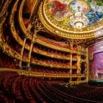 Palais Garnier background