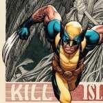 Savage Wolverine wallpaper
