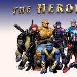 The Avengers desktop