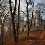 Lipowiec Castle hd desktop