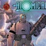 Atomic Robo wallpapers for iphone
