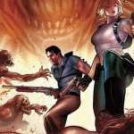 Danger Girl And The Army Of Darkness pics