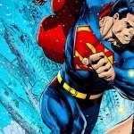 Superman Wonder Woman widescreen