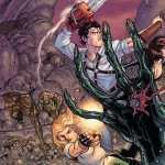 Danger Girl And The Army Of Darkness PC wallpapers