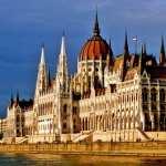 Hungarian Parliament Building 2017