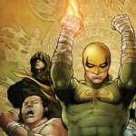 Iron Fist background