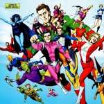 Legion Of Super-Heroes desktop