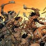 Savage Wolverine PC wallpapers